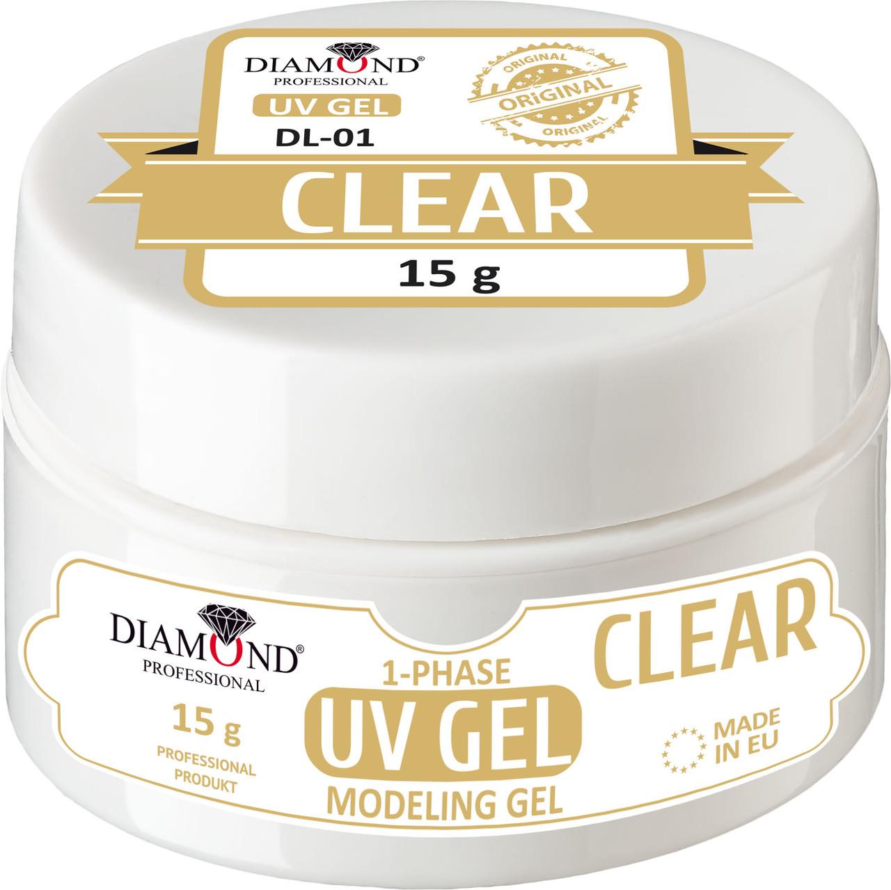 Прозрачный гель Gel Clear