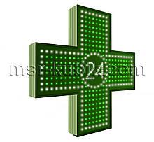 """Аптечний хрест 750х750 світлодіодний односторонній. Серія """"Twenty-Four"""""""