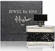 Мужская нишевая парфюмировання вода M. Micallef Jewel for Him 30ml