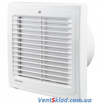 Вытяжной вентилятор с автоматическими жалюзи Blauberg Auto 150