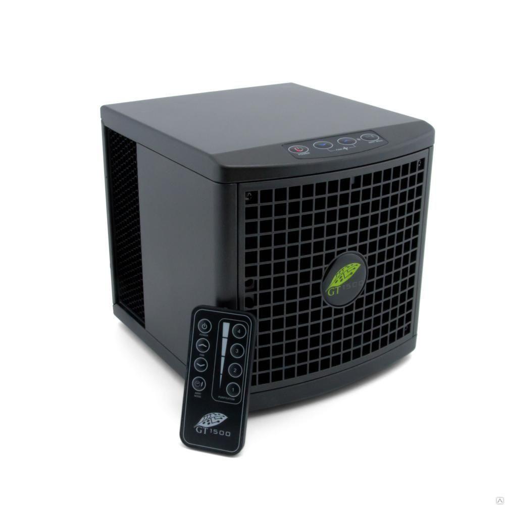 Очиститель воздуха бесфильтровый электронный   GT1500 Professional. - Green House - магазин товаров для здоровья и красоты! в Киеве