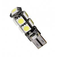 Светодиодная лампа T10-011 CAN 5050-9 12V ST