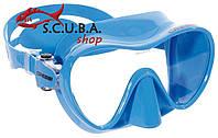 Детская маска для плавания Cressi Sub F1 Junior Blue