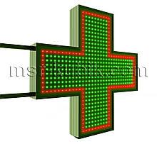 """Аптечний хрест 750х750 мм світлодіодний двосторонній. Серія """"Standart Plus"""""""