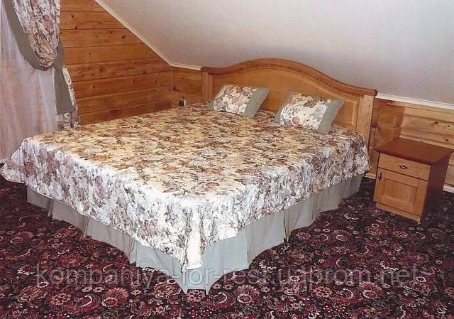 Мебель для гостиниц из натурального дерева
