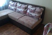 Обивка углового дивана, фото 1