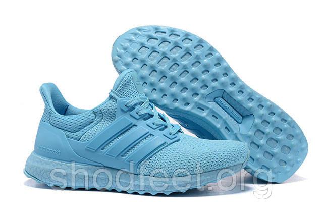 Женские кроссовки Adidas Ultra Boost Blue