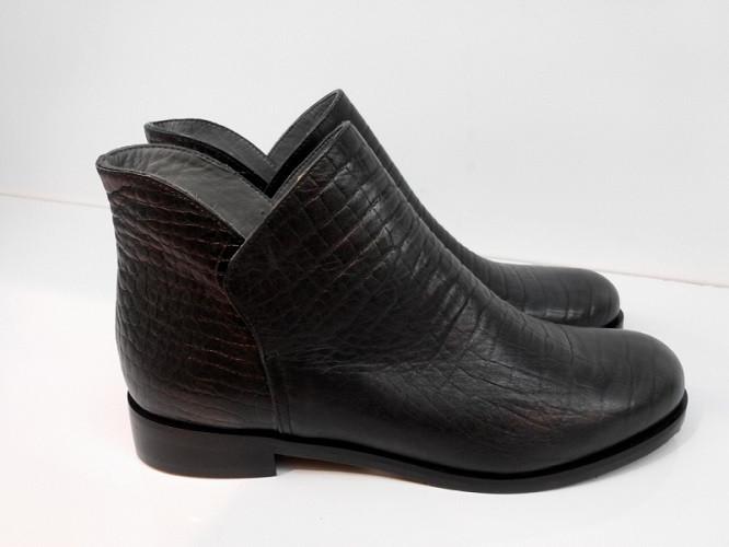 Ботинки Etor 5175-01379-1-4201 темно-серый
