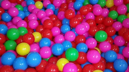 шарики для игровой комнаты