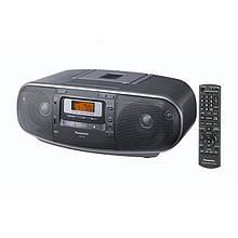 Портативная магнитола Panasonic RX-D55EE-K