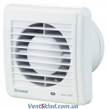 Вытяжная вентиляция кухни до 102 м³/час Blauberg Aero 100