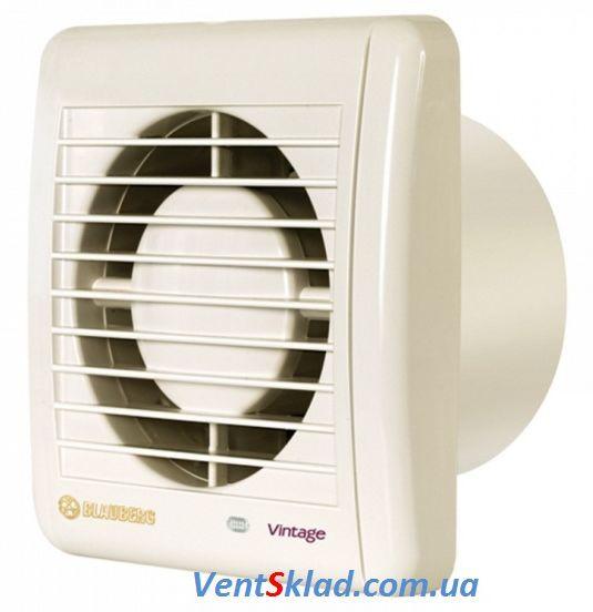 Вентиляторы для вытяжки из ванной до 102 м³/час Blauberg Aero Vintage 100