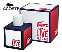 Lacoste Live мужской 100мл бренд