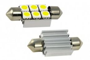 Cветодиодная лампа T11-007(36) CAN 5050-6 12V ST