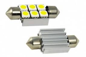 Світлодіодна лампа T11-007(36) CAN 5050-6 12V ST
