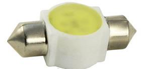 Світлодіодна лампа T11-009(31) CER 1,5 12V W ST