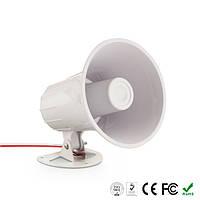 Беспроводная сирена горн для GSM сигнализаций WS-105