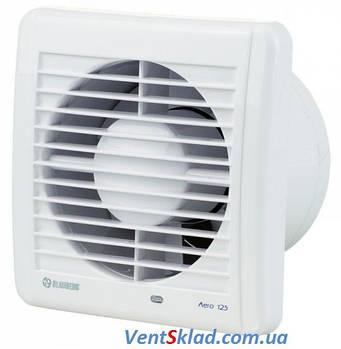 Вытяжка и вентиляция на кухне до 193 м³/час Blauberg Aero 125