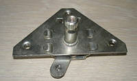 Привод замка двери УАЗ 452 левый в сборе (пр-во УАЗ)