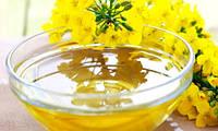 Клиническое исследование сыродавленного , живого рыжикового масла
