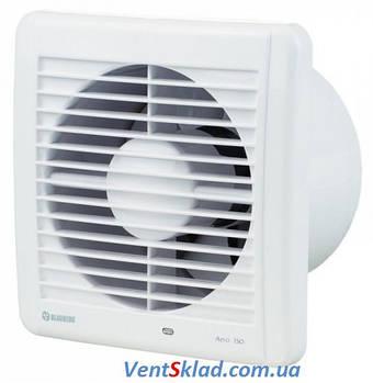 Вентилятор для ванной на подшипнике до 193 м³/час Blauberg Aero 150