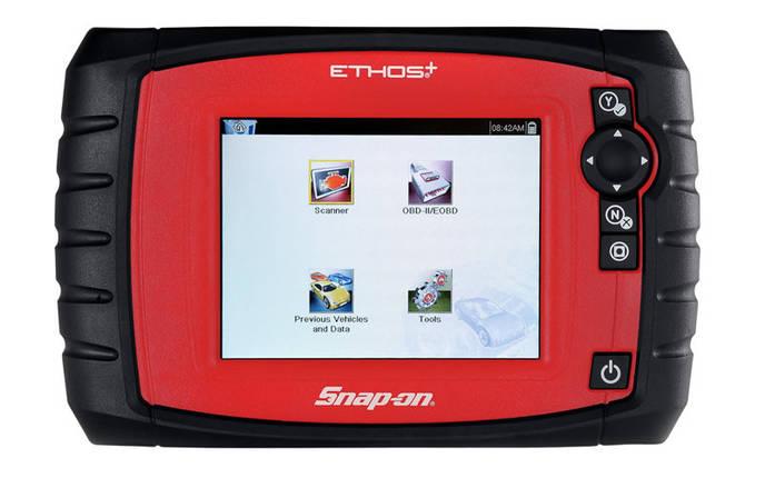 Диагностическая платформа, Snap on, ETHOS Plus, фото 2