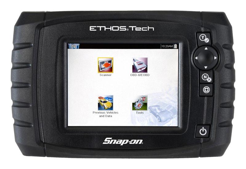 Диагностическая платформа, Snap on, ETHOS Tech