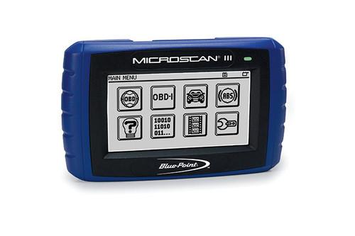 Сканер, Snap on, MICROSCAN III