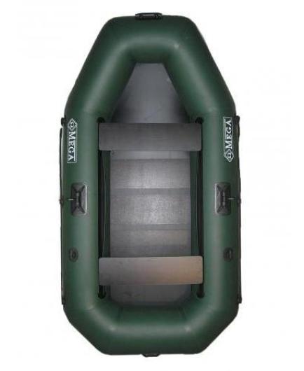 Двухместная надувная гребная лодка ΩMega 260, фото 1