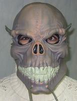 Маска череп рогатый, фото 1