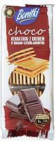 Печенье BONITKI Choco 216г Бонитки Шоколадные 216г, фото 1
