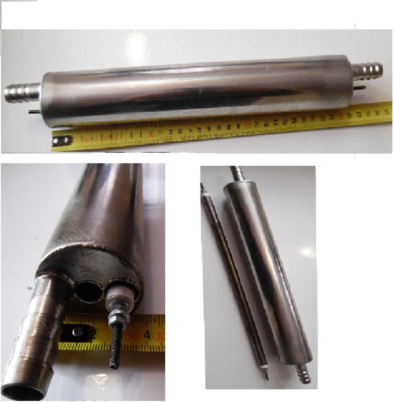 Подогреватель для солярки(нержавеющий) мощностью 500 вт на 12 в