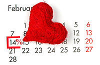 Скидки ко дню Святого Валентина от 14 до 50%