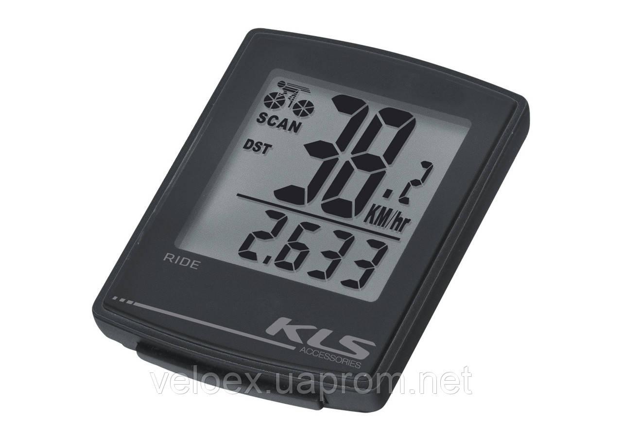 Велокомпьютер KLS RIDE черный