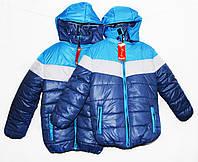 Курточки детские подростковые для мальчика на весну. Весна 2016, фото 1