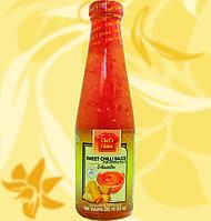 Чили соус сладкий для спринг-роллов, CHEF'S CHOICE, 700 мл, Gf