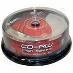 "Диски Emtec CD-RW RW700 CB ""25"" 12x"