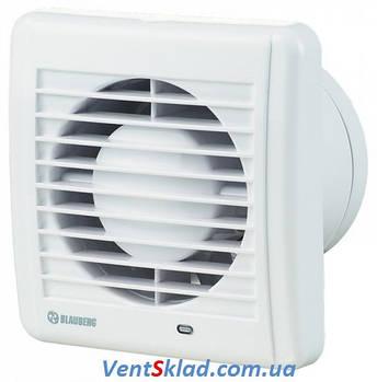 Бесшумный вытяжной вентилятор 33 дБ (19 Вт, производительность 254 м³/час) Blauberg Aero Still 150