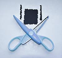 Фигурные ножницы для скрапбукинга Зигзаг 1 шт