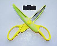 Фигурные ножницы для скрапбукинга N4 1 шт