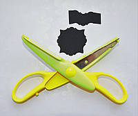 Фигурные ножницы для скрапбукинга N1 1 шт