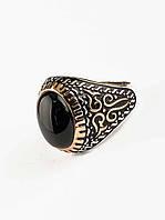Агатовое кольцо