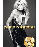 Женская парфюмированная вода Lady Million Paco Rabanne №19 100 ml