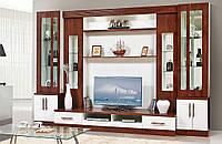 """Мебель для гостиной """"Онтарио-3"""" 3200 Мир Мебели/ Вітальня Онтаріо-3 3200 Світ Меблів"""