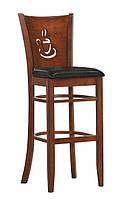 Барный стул - Купер. Барный стул из натурального дерева