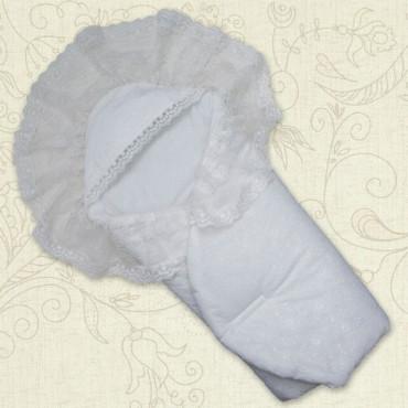 Зимние, демисезонные и летние детские конверты, одеяла на выписку.