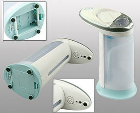 Сенсорный дозатор мыла мыльница Soap Magic, фото 2