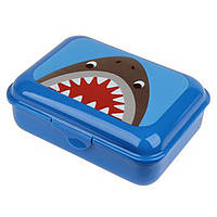 """Бутербродная коробка """"Акула"""" - STEPHEN JOSEPH, фото 1"""
