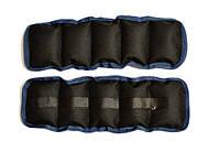 Утяжелители для рук/ног фиксированные 3 кг ( 2 по 1,5 кг)