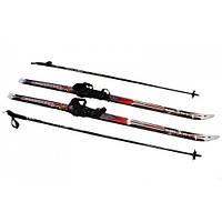 Лыжи беговые регулируемые 110 см
